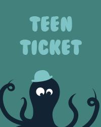 Teenager Ticket (13-17)